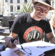 Interview avec Olivier Grenson: «Niklos Koda, le magicien va sortir de scène»