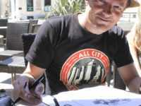 Olivier Grenson à Nîmes. JLT ®