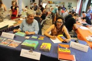 Corinne Soustiel et Muriel Lacan