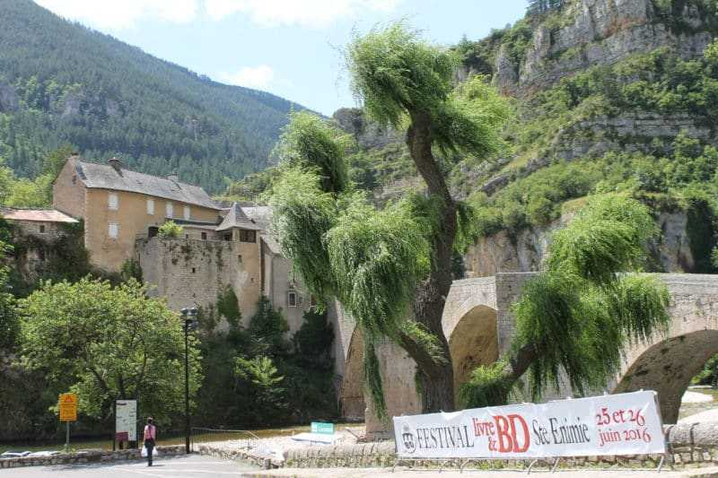 Festival BD de Sainte-Enimie