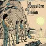 Henri Labbé en dédicace chez Sauramps à Alès le 4 juin pour La Poussière du plomb