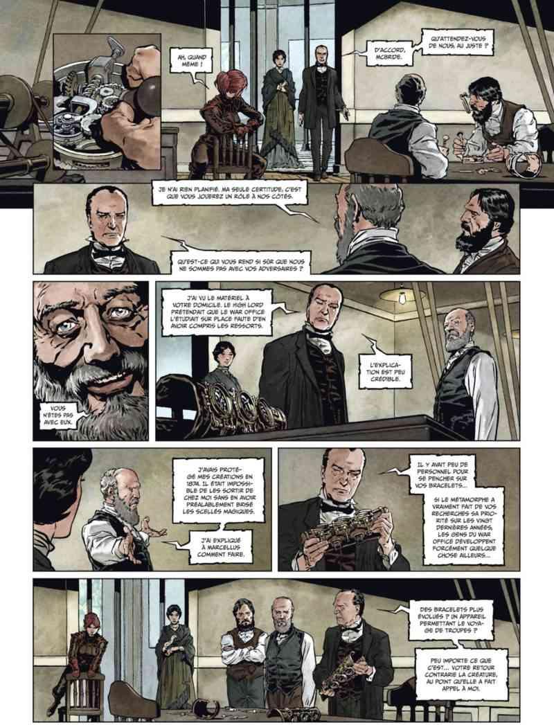 Sherlock Holmes et les voyageurs du temps