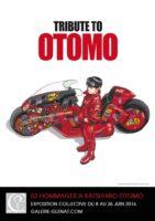 Tribute to Otomo, une exposition à Paris Galerie Glénat et la version définitive d'Akira