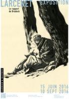 Manu Larcenet expose chez Barbier & Mathon pour le tome 2 de Brodeck