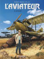 L'Aviateur, les débuts africains de Tanguy-la-vie-dure
