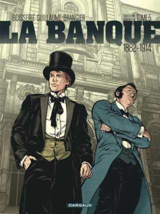 La Banque T5, de Panama à l'aube de la Grande Guerre