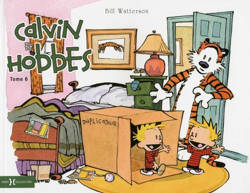 Calvin et Hobbes, les tomes 5 et 6 de l'intégrale