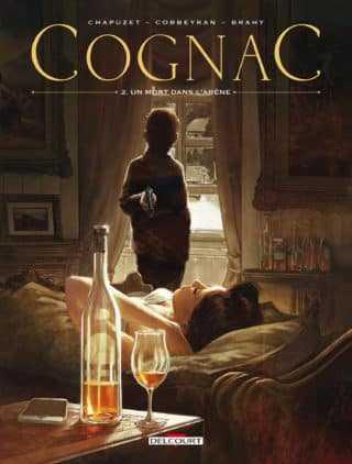 Cognac T2, piège pour des flacons