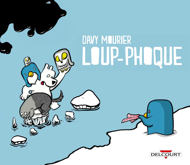 Loup-phoque, humour glacé