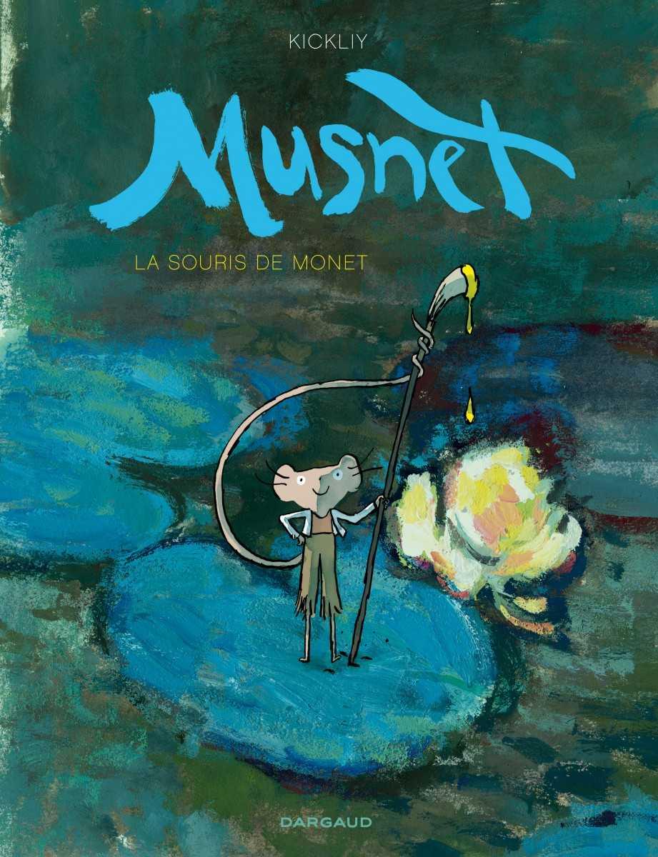 Musnet, un souriceau chez Monet