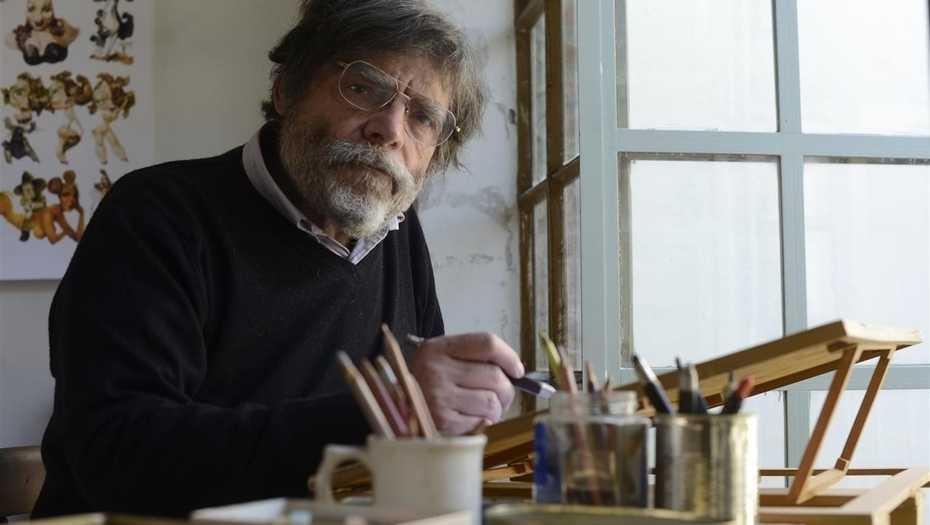 Le dessinateur Carlos Nine est mort