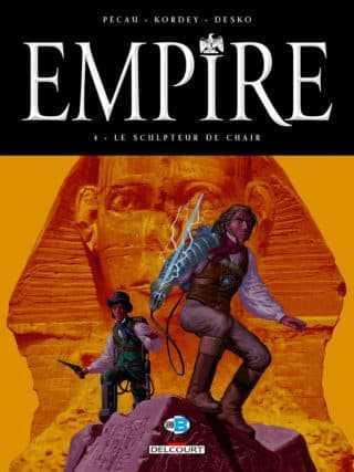 Empire, le tome 4 très attendu et une superbe intégrale chez Delcourt
