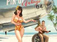 Pin-up Wings 04, Romain Hugault et ses belles héroïnes
