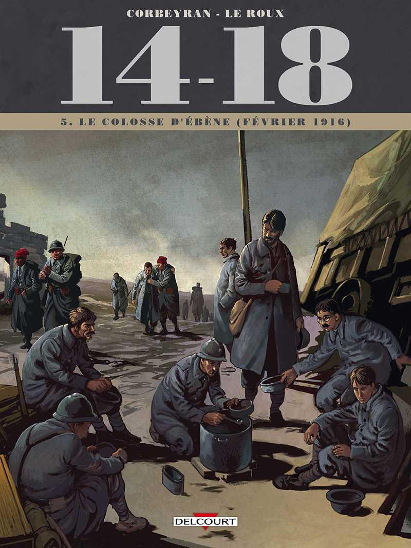 14-18 T5, les tirailleurs de la Force noire