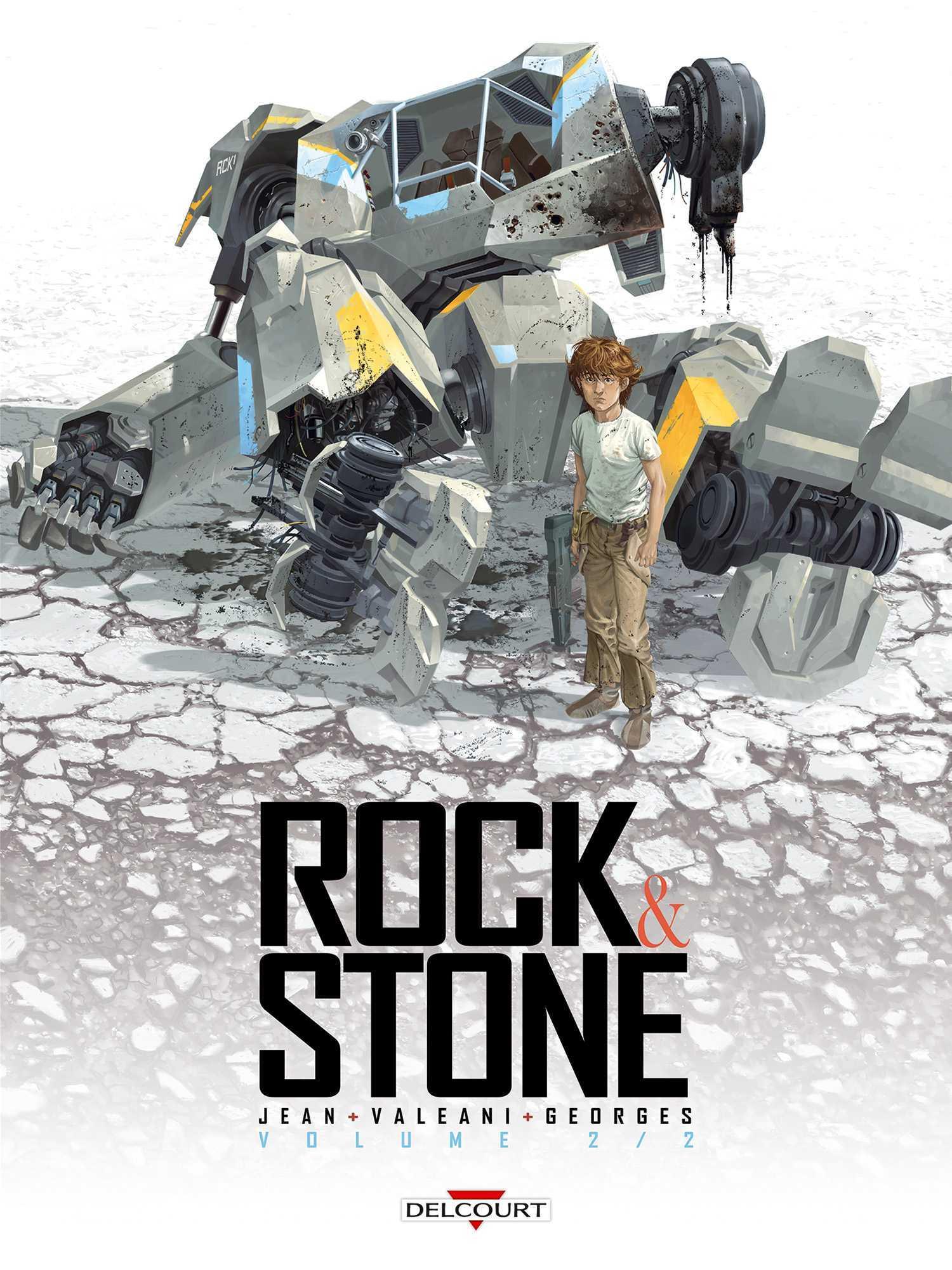 Rock et Stone T2, dominé par une intelligence artificielle