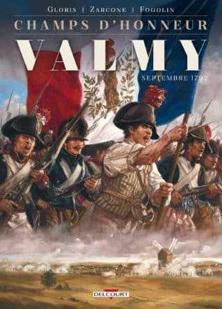 Champs d'honneur à la bataille de Valmy