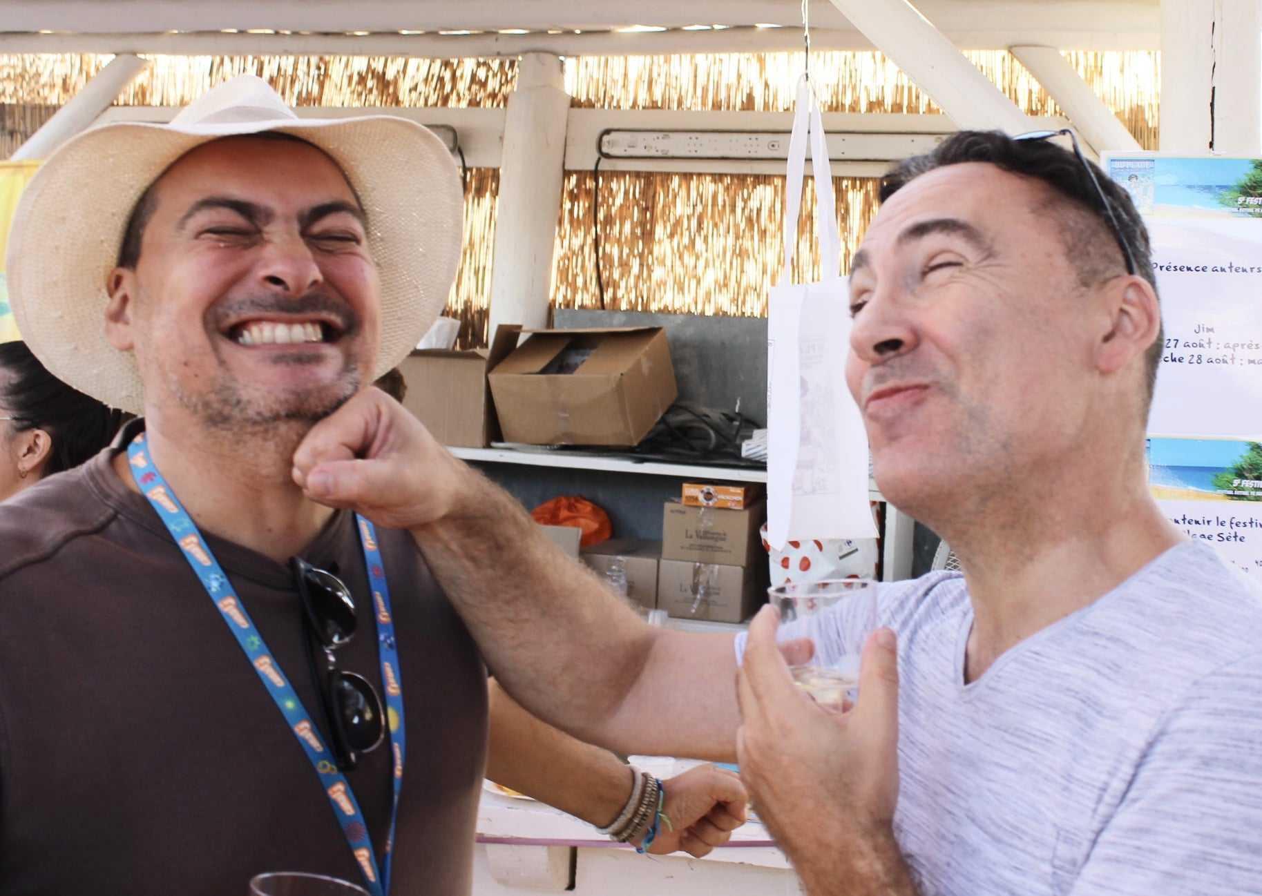BD Plage à Sète, rendez-vous les 26 et 27 août avec Willem président et à l'affiche