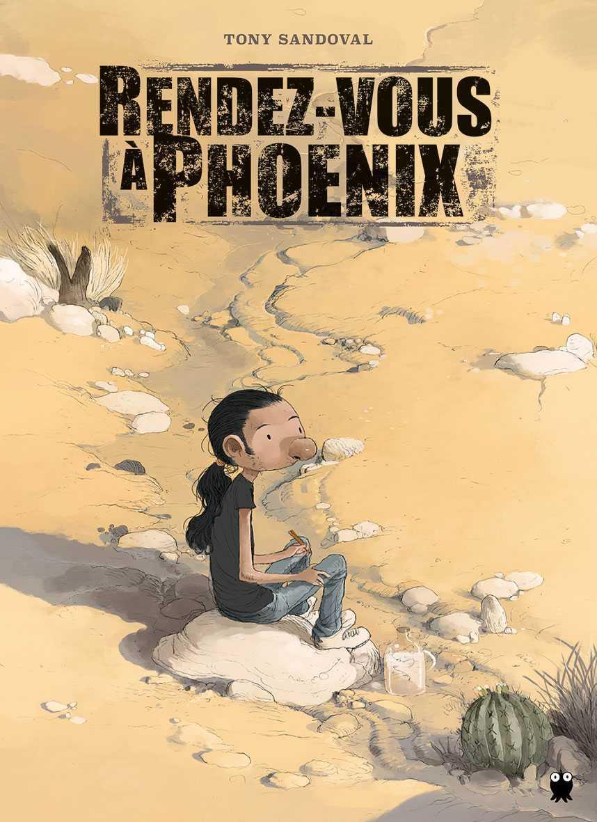 Rendez-vous à Phoenix, passage clandestin pour Tony Sandoval