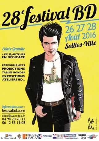 Festival BD de Solliès-Ville 2016