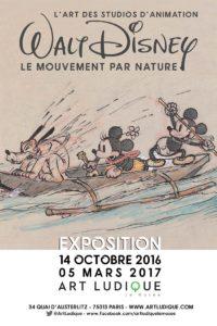 Exposition Walt Disney