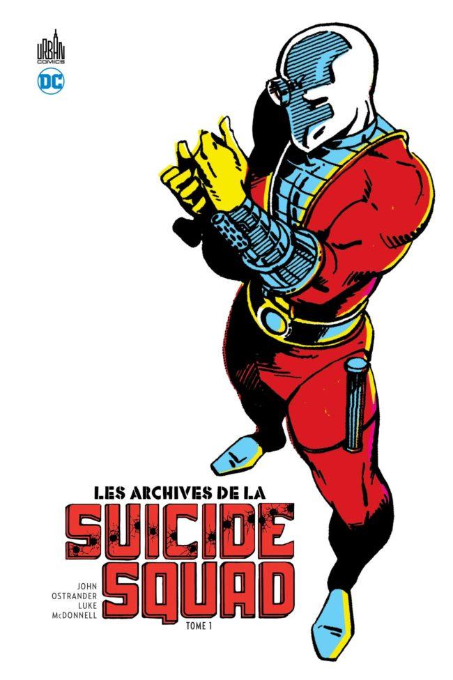 Suicide Squad, les archives dévoilées