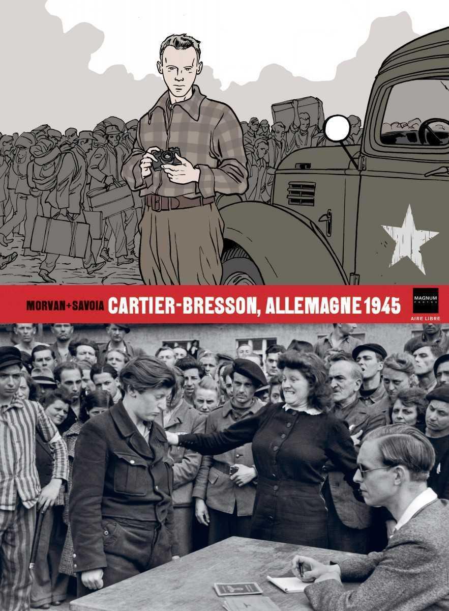 Cartier-Bresson, Allemagne 1945, l'œil du siècle