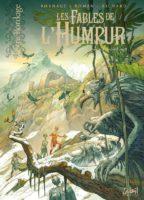 Olivier Roman à Narbonne en dédicace le 17 septembre pour la sortie du tome 4 des Fables de l'Humpur