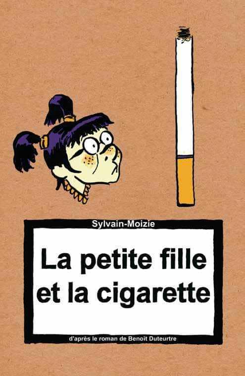 Sylvain Moizie pour La petite fille et la cigarette en dédicace le 14 décembre à la Librairie La Bulle à Nîmes