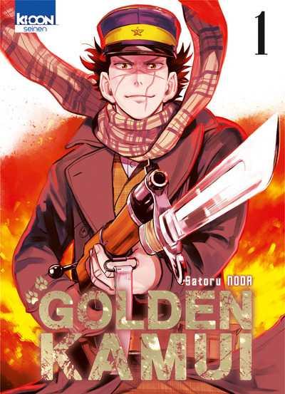 Golden Kamui, à la recherche du trésor à la carte tatouée
