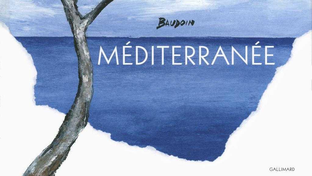 Méditerranée, Baudoin et la petite princesse aux cheveux noirs