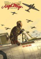 Angel Wings, la couverture du tome 3 et deux planches signées Romain Hugault