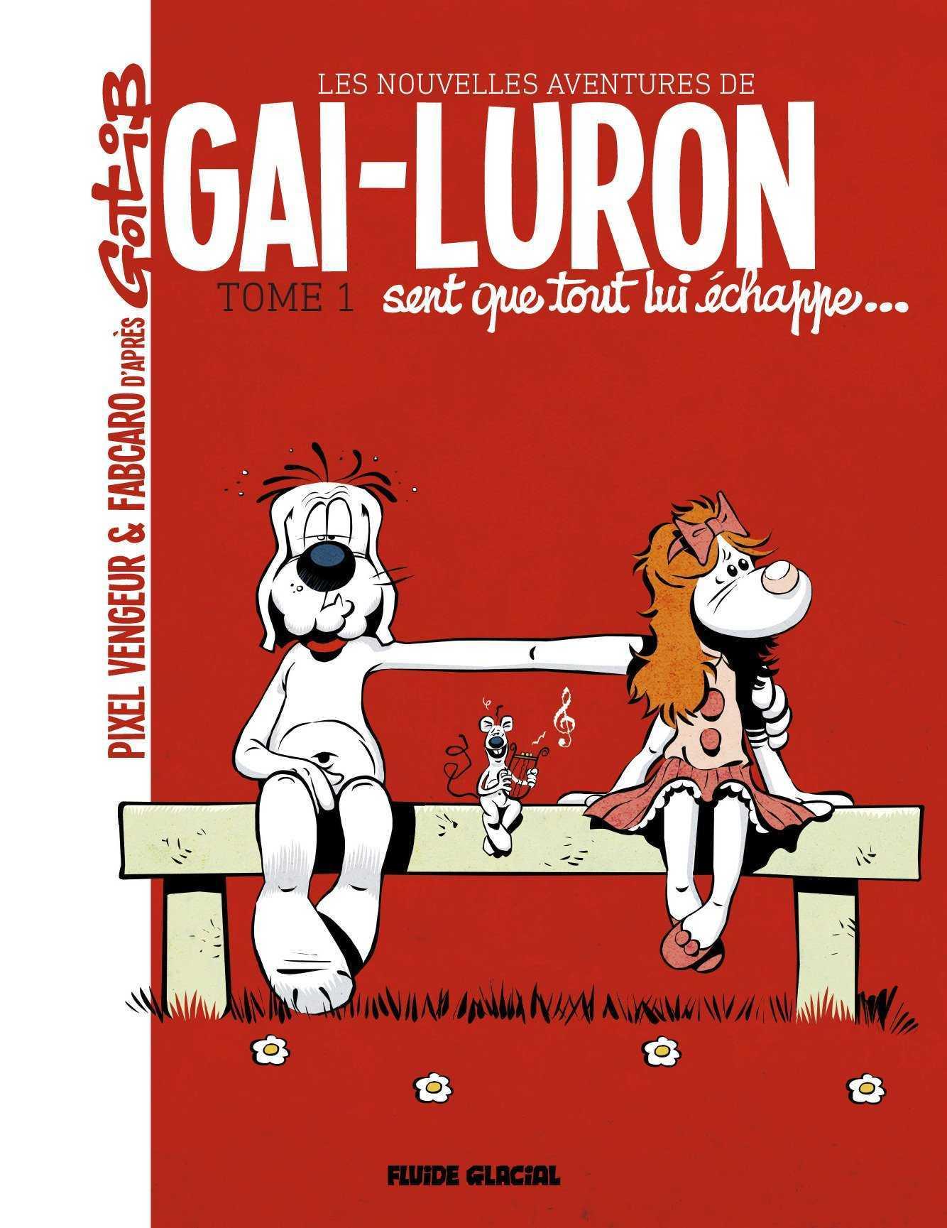 Gai-Luron, le grand jour après trente ans d'absence
