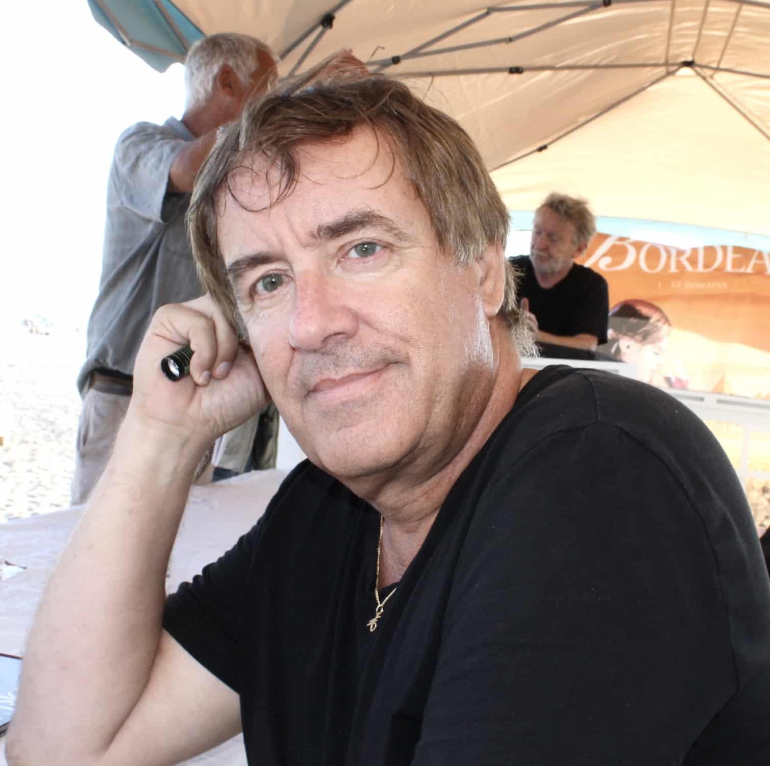Interview : Arnoux parle de la suite de L'Aviateur de Kraehn avant de travailler dans l'univers de Jacques Martin