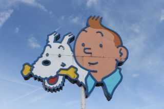 Bruxelles fête la BD et les anniversaires des éditions du Lombard et du journal de Tintin