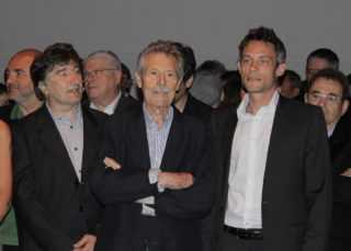 André-Paul Duchâteau et Gauthier Van Meerbeck