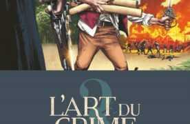 L'Art du crime, de la Grèce antique aux pirates des Caraïbes pour les tomes 3 et 4