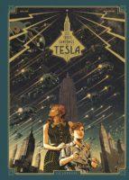 Les Trois fantômes de Tesla, science-fiction rétro-moderne