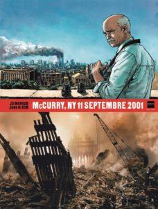 McCurry, NY 11 septembre 2001