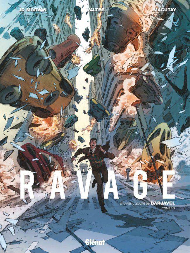Ravage, le roman de Barjavel adapté