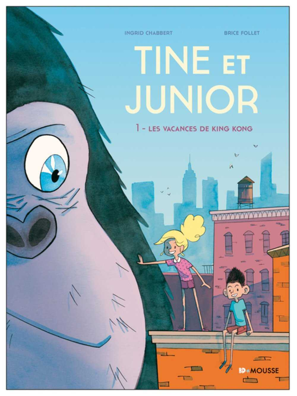 Tine et Junior, King Kong prend sa retraite