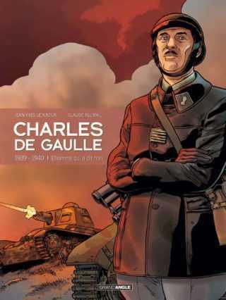 Charles de Gaulle T2, direction Londres en juin 40