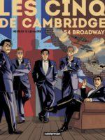 Les Cinq de Cambridge T2, Staline maître du jeu