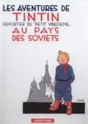 Tintin au pays des Soviets se met à la couleur