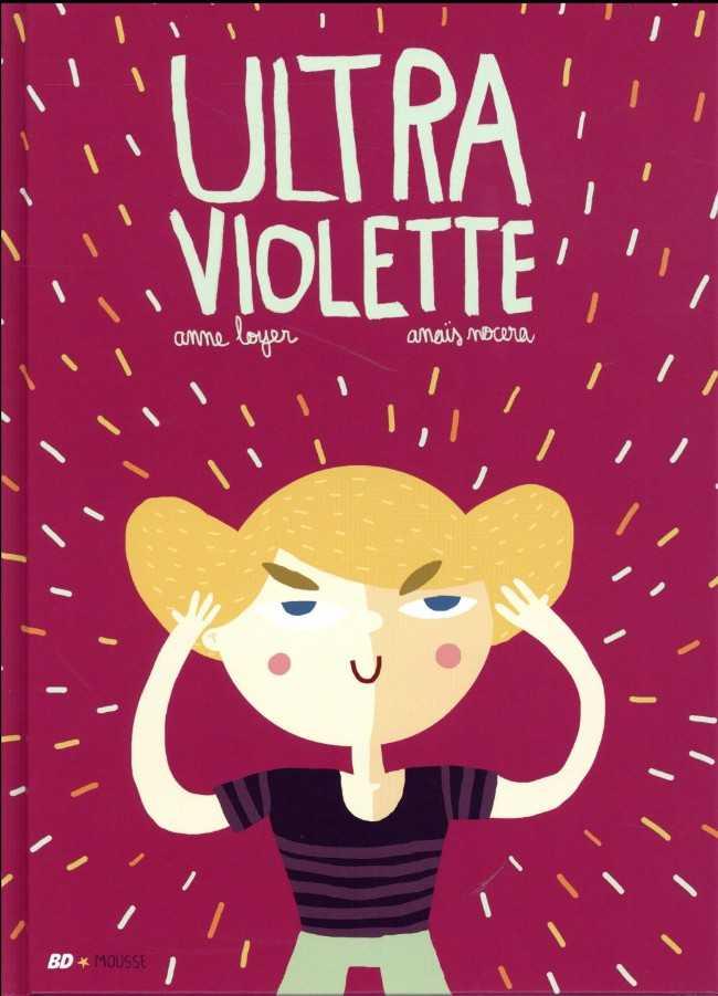 Ultra Violette, la méga reine du canal