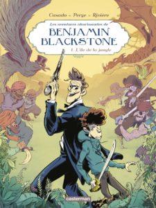 Les aventures ahurissantes de Benjamin Blackstone