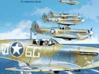 Ciel de guerre T4, le débarquement en Afrique du Nord