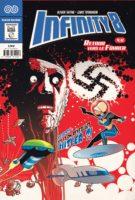 Infinity 8, science-fiction rétro, française, décalée et pleine d'humour