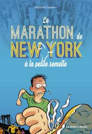 Le Marathon de New York à la petite semelle, jusqu'au bout du rêve