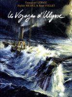 Les Voyages d'Ulysse d'Emmanuel Lepage, Sophie Michel et René Follet obtient le Grand Prix de la Critique ACBD 2017