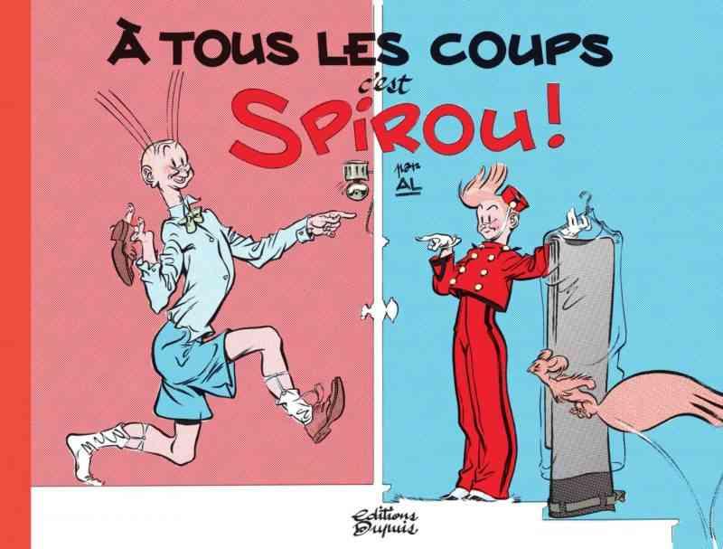 À tous les coups c'est Spirou !